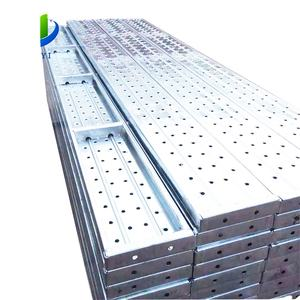 safe Hot Dipped Galvanized catwalk for formwork
