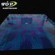 Magnetic Starlit Digital Led Dance Floor Lights For DJ Night Clubs