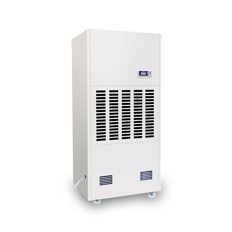 DJ-2481E Heat selling electronic portable commercial automatic dehumidifier air handling unit