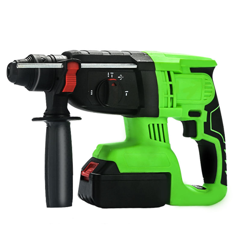 EAST industrial multifunctional electric rechargeable 4 in 1 brushless electric drill hammer and electric pick