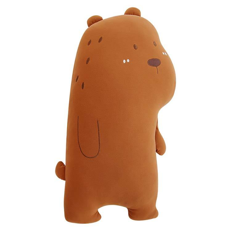 50cm Wholesale Creative Cute Cartoon bear doll Stuffed Animal Plush Hold Pillow Gift For Girl kid children