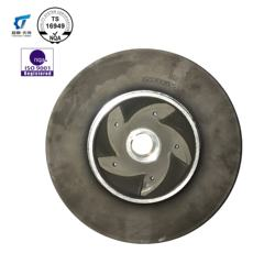 Stainless steel impeller pump parts precision casting parts