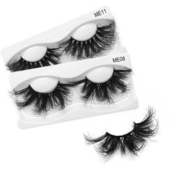 Big Discount real  mink lashes 25mm mink eyelashes false lashes Reply very quickly