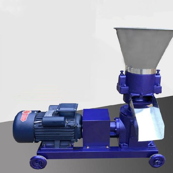 Sheep feed broiler wet and dry poultry chicken feed processing mechanism pellet machine livestock green feed seed mixing machine
