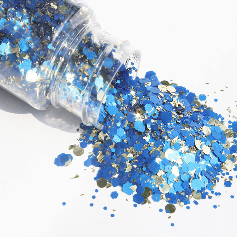 polyester glitter for nail,body,fabric,cups decoration