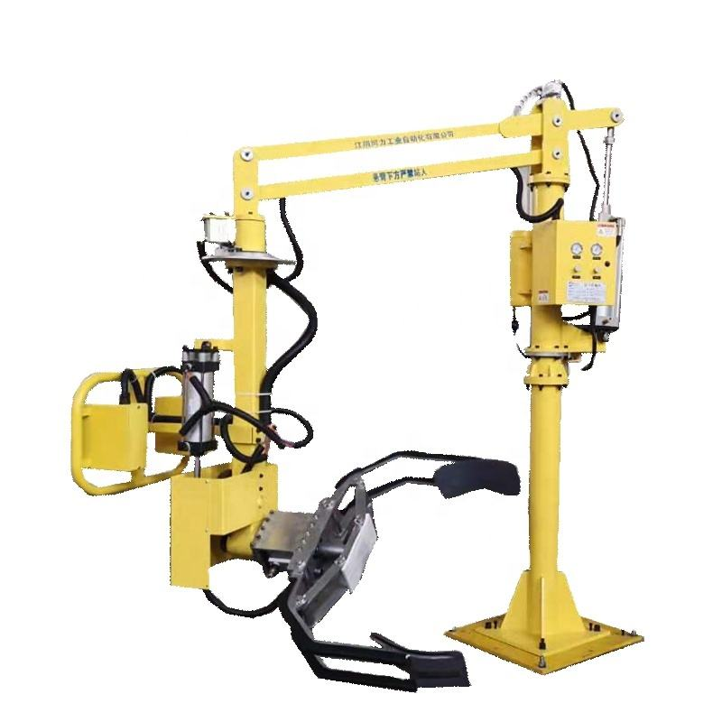 China Customize Pneumatic Hammer Manipulator Robotic Arm Forging Machine