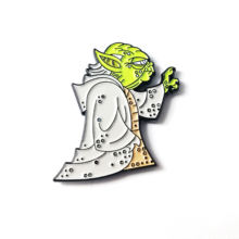Free design Custom Soft and Hard enamel pin hat pin High quality metal Badge