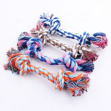 DOKA Durable Braided Bone bites knot rope chew toy for dogs