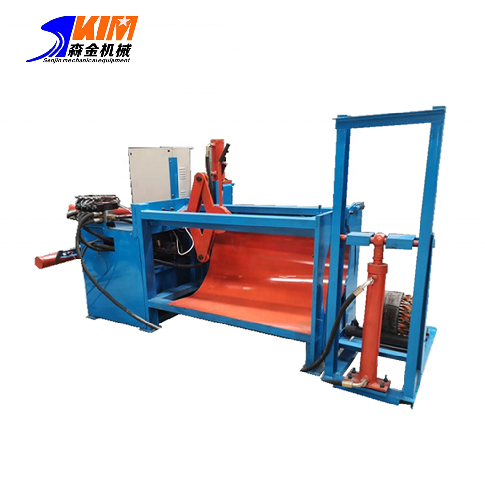 scrap motor engine waste oil recycling machine blade equipment