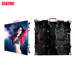 Waterproof Gian P3 P3.9 P4 P4.81 Led Video Wall Panel Billboard Module Outdoor Rental Led Display For Advertising