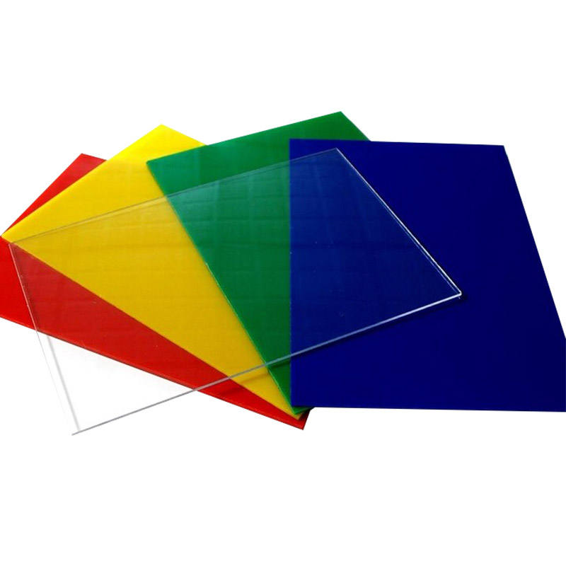 Hot Sale Clear Acrylic Sheets Crystal PMMA Sheets Cut to Size