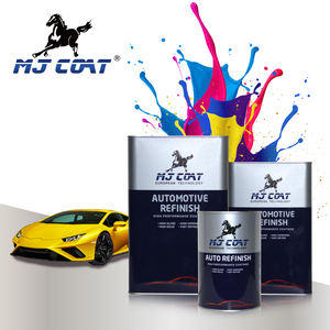 New hot selling products copper color car paint 1K Basecoat