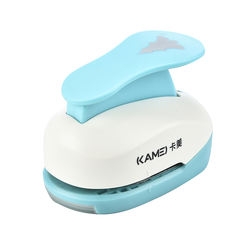 High Quality 1 Inch Kamei Paper Puncher For Kids Craft Scrap