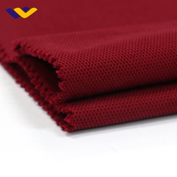 100% cotton polo pique sport stretch t-shirt jersey fabric price, 100% pima cotton double faced interlock rib knit jersey fabric