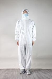 High Quality protective class 3 gown non disposable suited antiviral clothing Antivirus suit