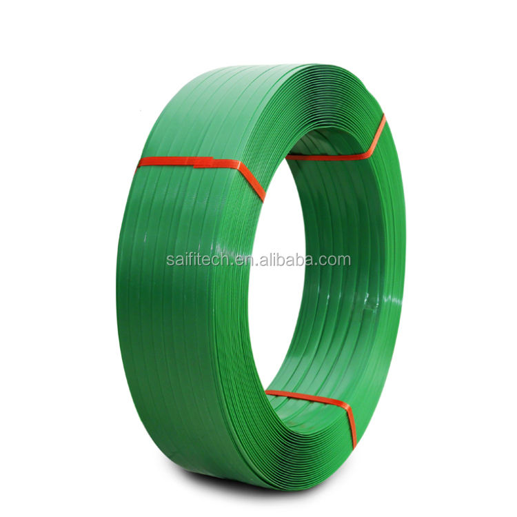 PET strapping tape for brick packing industry use with best price