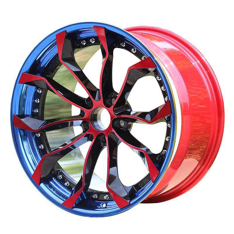 19 20 22 Inch Aluminum Alloy Forging OEM Aftermarket Wheel Rim Car for Chinese Carbon 4x4