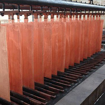 We having high grade electrolytic copper cathode with 99.9995% purity