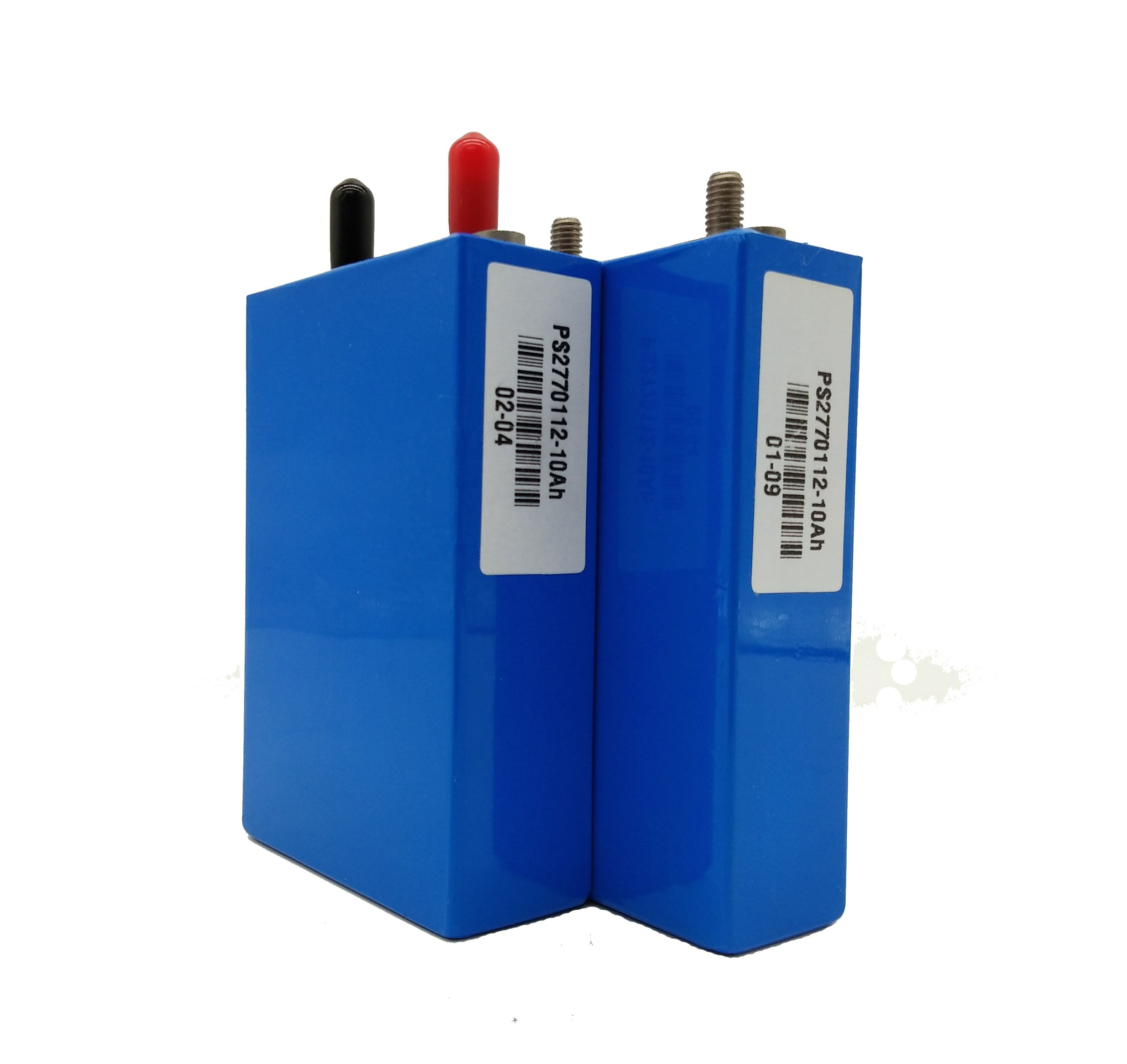 Lifepo4 Cell Manufacturer BIS Certified Lithium Battery Prismatic Cells Lifepo4 10Ah Go Kart Battery 3.2V LFP Cell for Go Kart