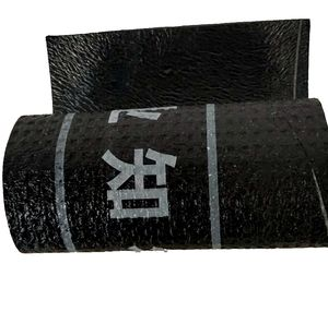 torch applied polyester felt reinforced bituminous waterproof membrane