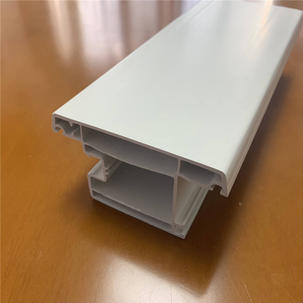China supplier energy saving and waterproof 60 casement window pvc profile with lowest price