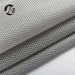 hot sale mesh fabric 100% polyester thick sandwich mesh fabric