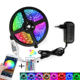 Bluetooth LED Strip Lights RGB 5050 SMD Flexible Ribbon Waterproof RGB LED Light 2M 5M 10M Tape Diode DC 12V remote Control