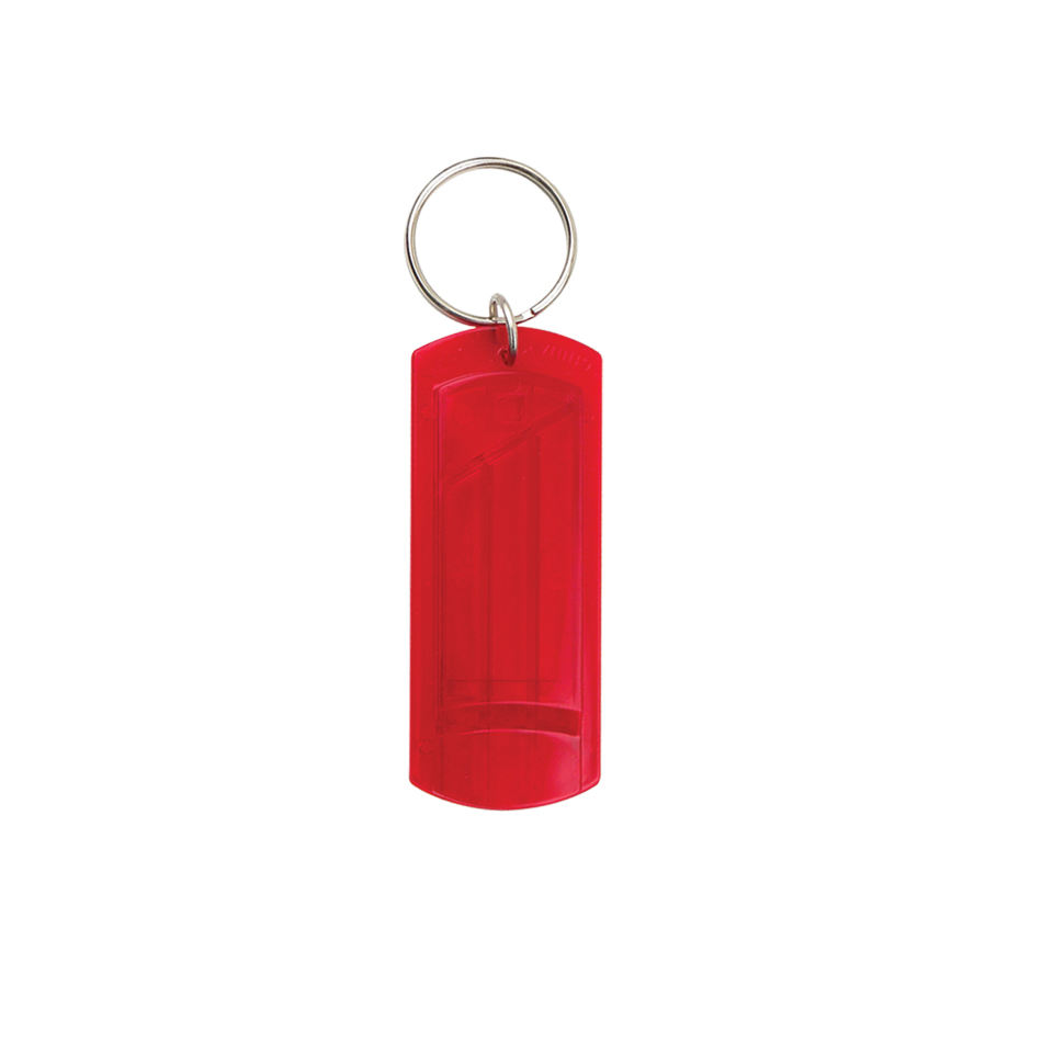 Novelty gift free samples compact pocket personal product cheap custom blank logo plastic flat survival safety emergency whistle