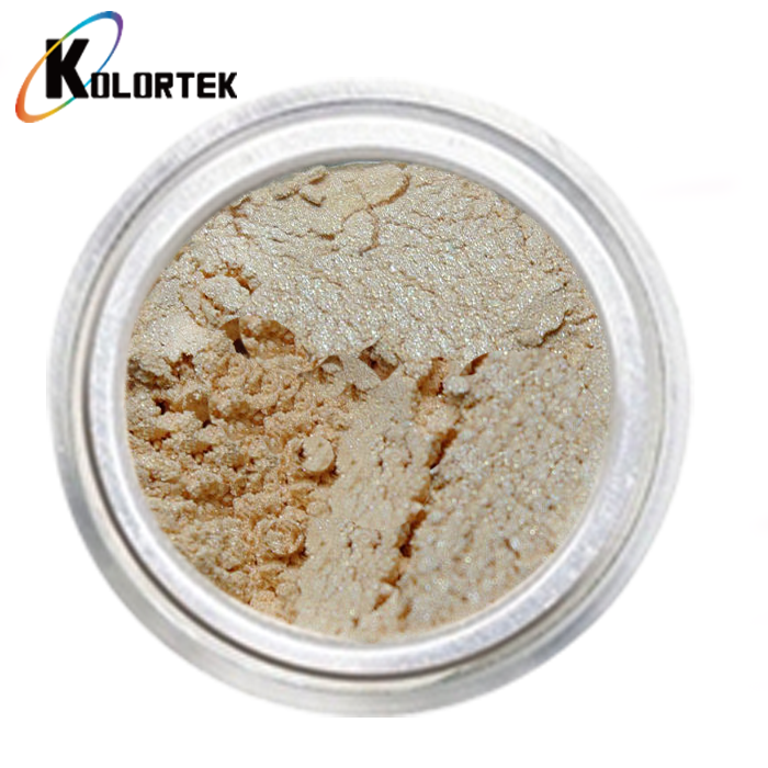 Wholesale Private Pearls Mica Powder Loose Body Shimmer Highlighter Makeup