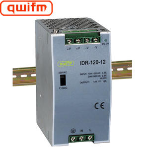 Factory Price Single Output High Performance 120W 12V 24V 48V Switching Power Supply