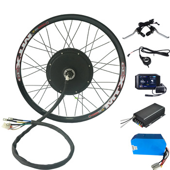 Powerful 72v 5000w e bike electric bike conversion engine kit for bike/bicycle/motorcycle