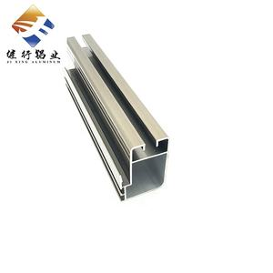 Custom made CNC cutting aluminum extrusion frame profile