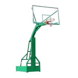 Outdoor In-Ground Inground Adjustable 10 Feet Portable Basketball Stand System