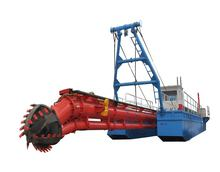Professional Dredge Boats for Sand Dredging Project