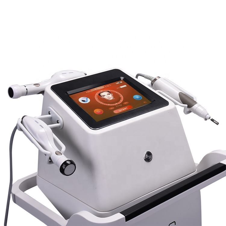 Facial device Longtree 3-in-1 anti aging acne CE plasma beauty care machine