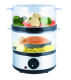 Best 2 or 3 0.5L tier electric food steamer for cooker for homeuse with PC for homeuse or towel warmer
