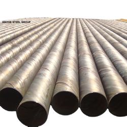 SSAW 3PE  coating welded steel pipe  API 5L PSL2