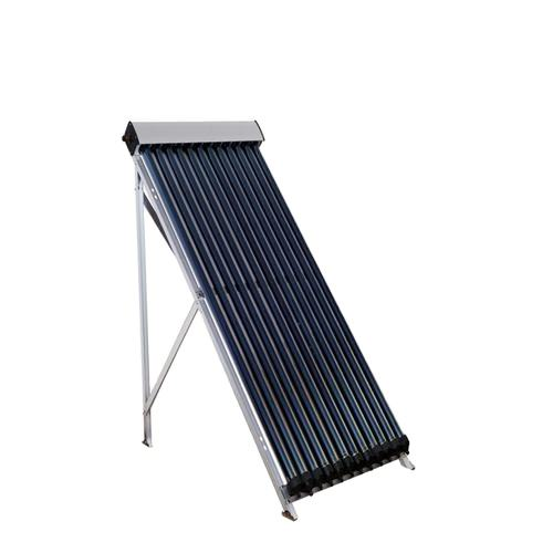 Solar collector heat pipe vacuum tube anti-freezing no water high efficiency solar powered water heater solar thermal copper
