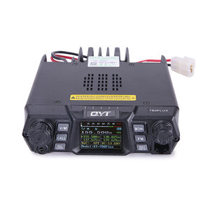 QYT Radio KT-780Plus 100W VHF, Band Tunggal Quad Standby Layar Warna