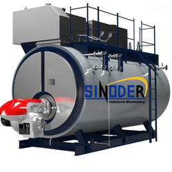 New Series Oil Gas Coal Fired Steam Boiler Steam Generator  for sale