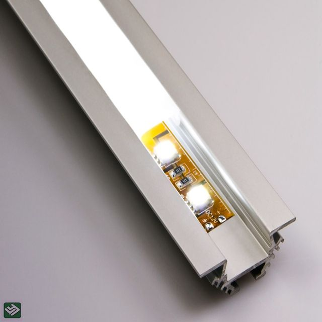Aluminium Extrusion profile Led Custom Aluminium Extrusion