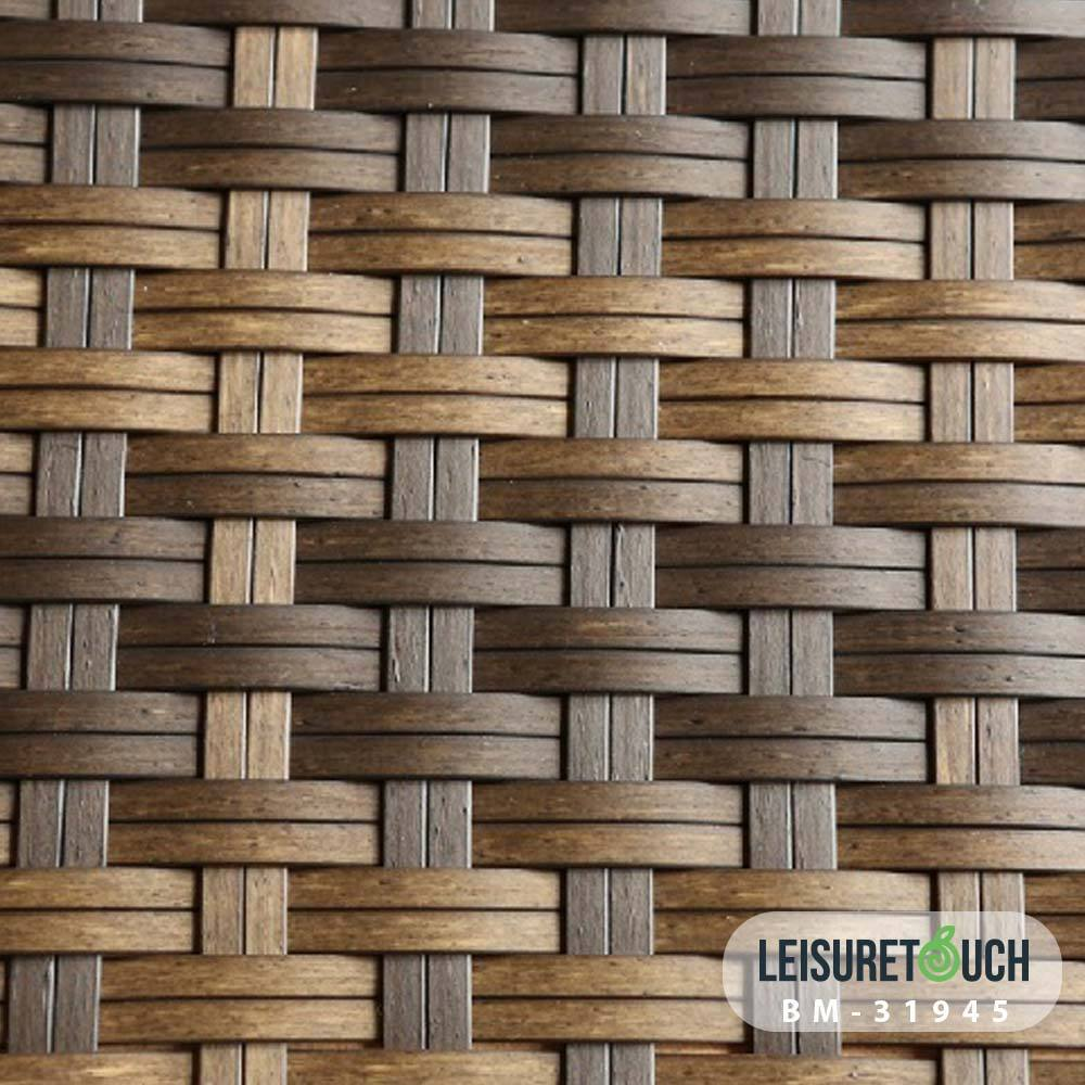 High Quality HDPE Furniture Material Cost-effective Plastic Wicker Rattan for Sale