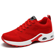 Ladies Comfort Lace Up Sports Running Athletic Shoes