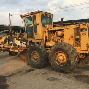 used caterplar 14G grader
