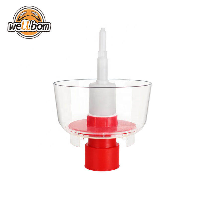 Wine Bottle Washer Bottle Rinser, BPA Free Bottles Washing Machine for Cleaning Sanitizing Suitable for Drying Tree Home Brewing