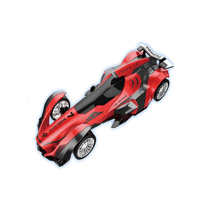 Nouveau Noël cadeaux personnalisés montre intelligente télécommande voiture de commande vocale fusée course formule 1 voiture rc