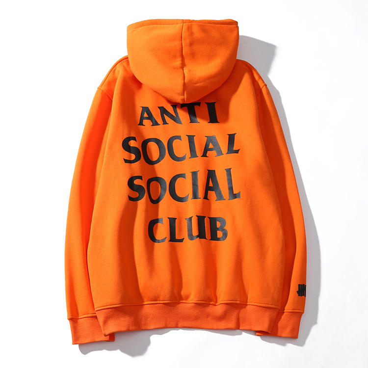 Hot selling washed hoodie unisex hip hop hoodies street wear orange workout hoody Cheap Price