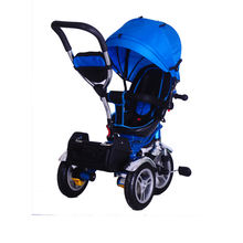 Price new kids trike with canopy, CE approved children tricycle with footrest