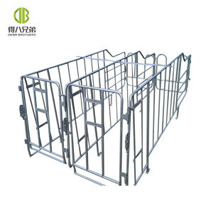 Poultry pig gestation crate for sow and boar widely used around the world
