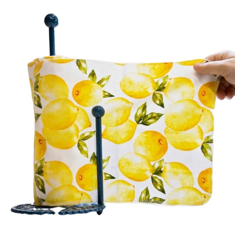 Professional Made Quick-Dry Durable Low Cost Woven Kitchen Use Low Price Reusable Paperless Unpaper Towel